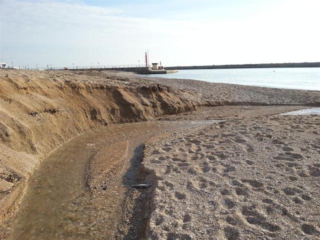 il fosso di Sant'Anna a Numana