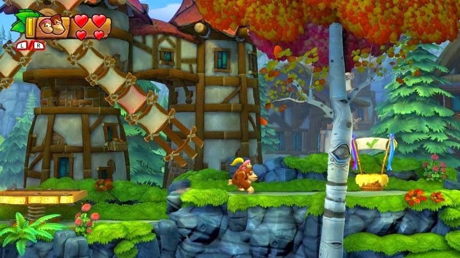 Donkey Kong Country : Tropical Freeze (WiiU & Nintendo Switch) Autumn-heights-dkc-tf-1