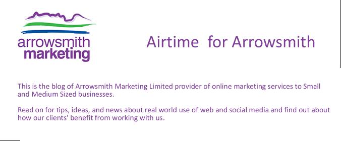 Airtime for Arrowsmith