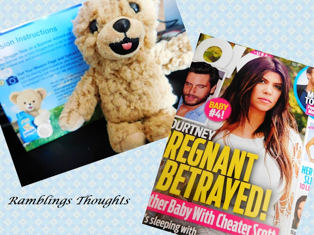 Ramblings Thoughts, Mail, Free, Coupons, Samples, Products, Magazines, Ok!, Snuggle