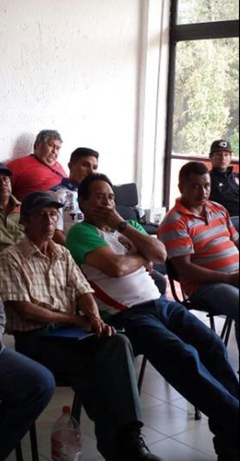 Ahora el objetivo parece ser el de engañar a los dirigentes de Morena