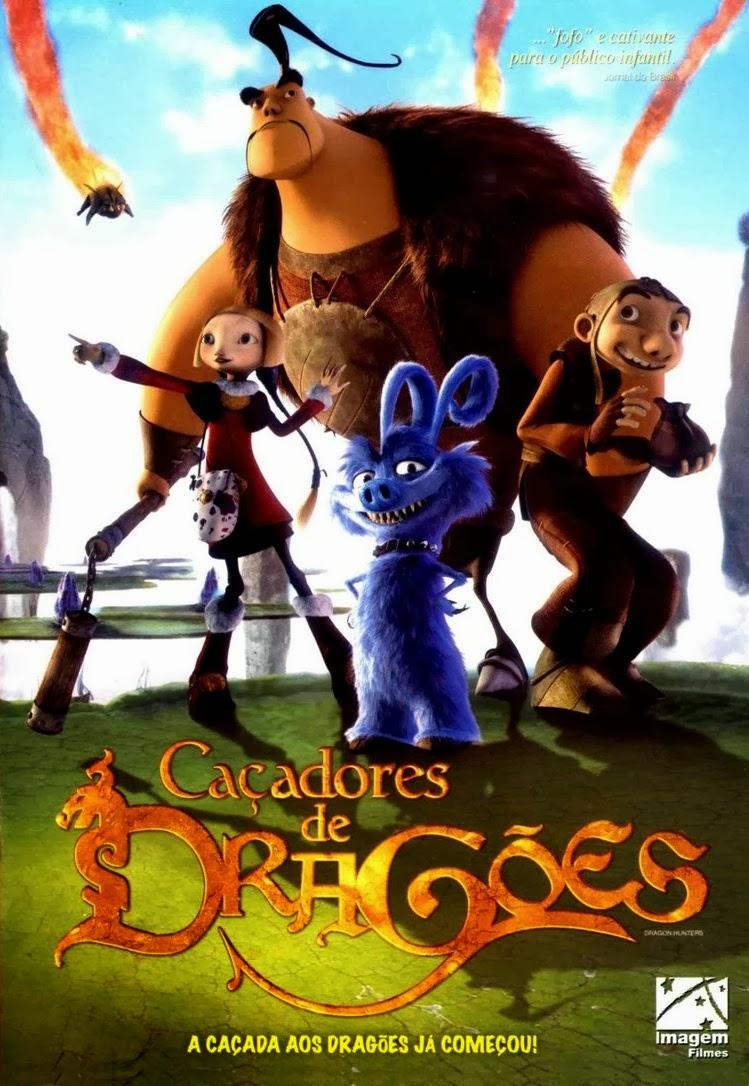 Caçadores de Dragões – Dublado (2008)