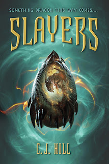 Review: Slayers by C.J. Hill