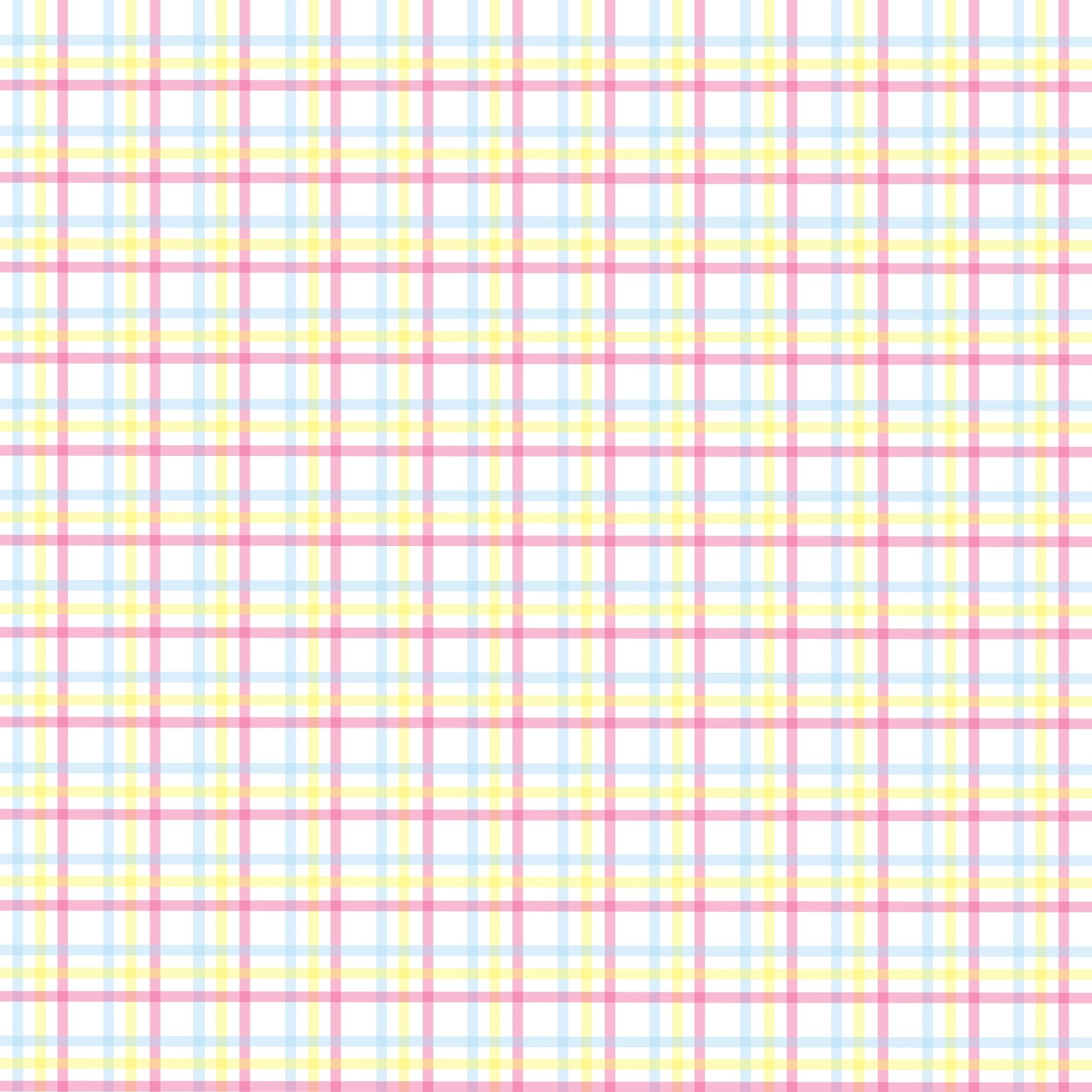 how to draw plaid on paper
