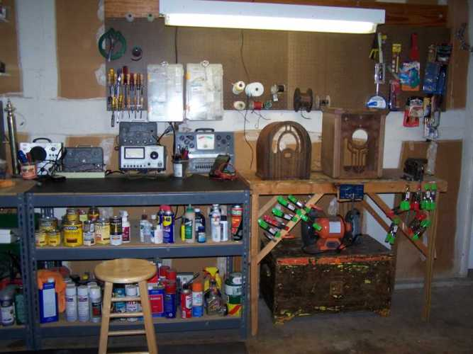 Mike's Workbench