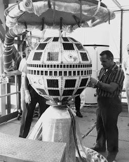 Prvi televiziski satelit,telstar
