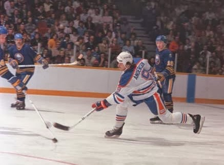 Glenn Anderson - Hall of Fame 2008