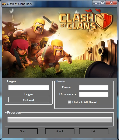 Clash of Clans Hack 2020 Unlimited Free Gems, Gold and ...