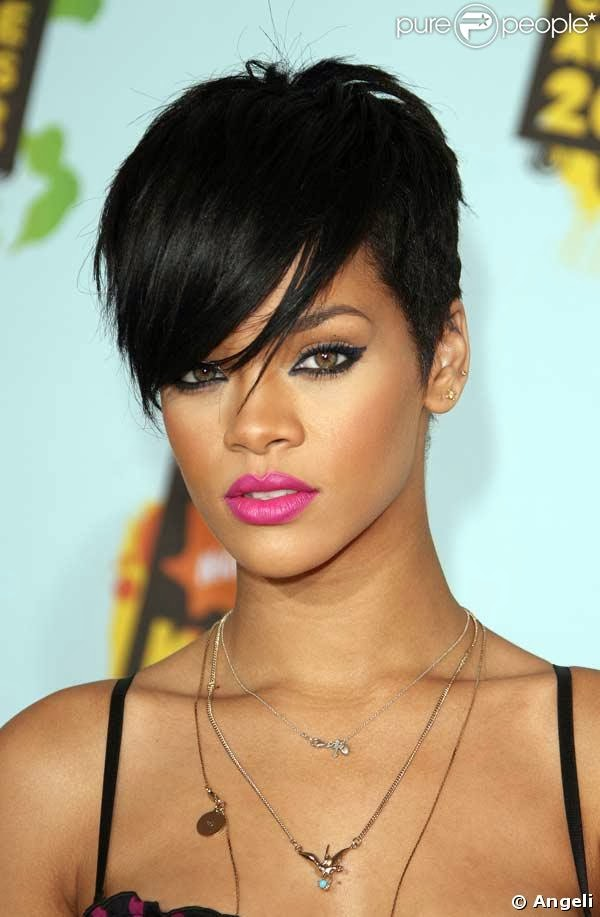 Rihanna Haircut Ideas 2014