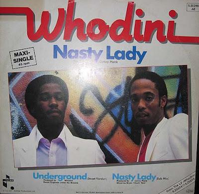 Whodini – Nasty Lady (VLS) (1984) (224 kbps)