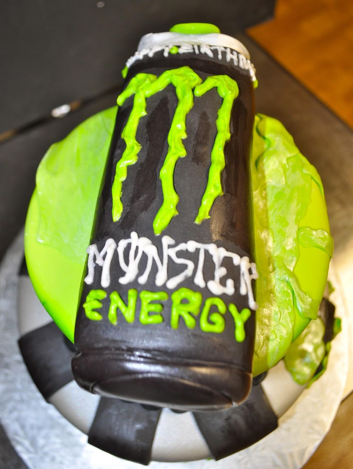 Neon Energy Drink Owner