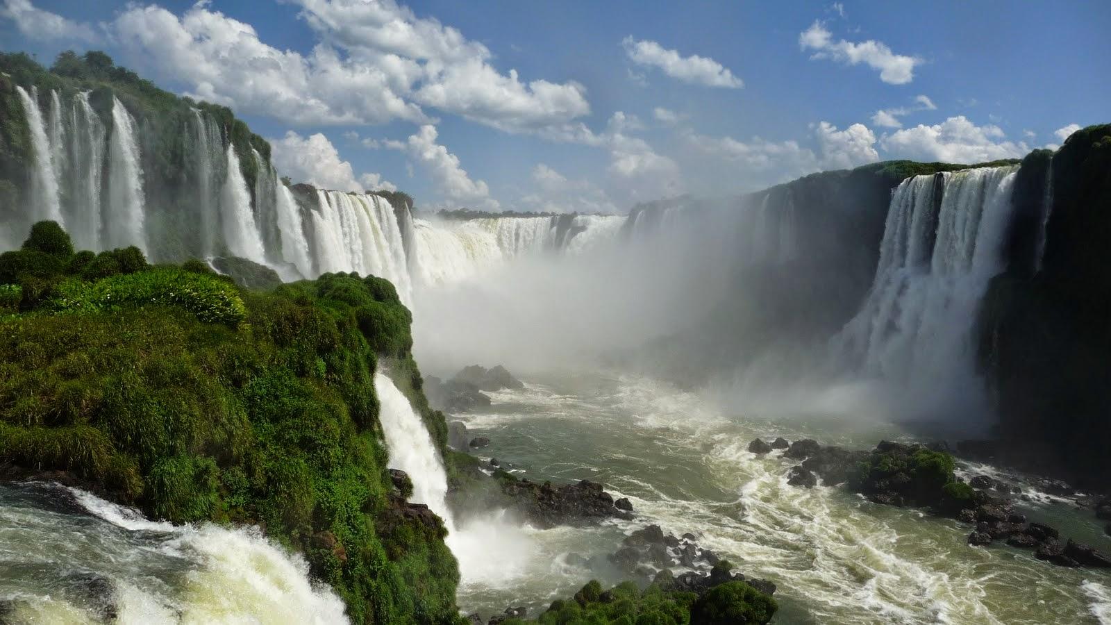 Fotos increíbles en las Cataratas de Iguazú