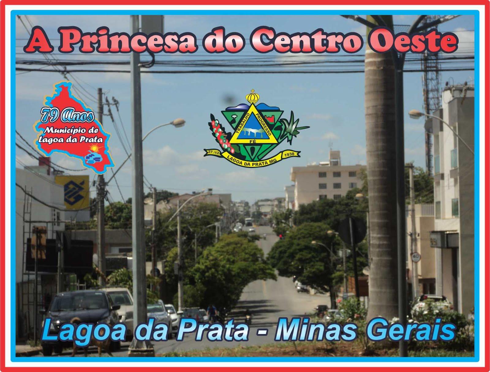Lagoa da Prata A Princesa do Oeste de Minas Gerais  ***