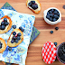 Blueberry White Chocolate Crostini: Guest Post from ValSoCal