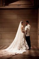 Ажурное свадебное платье: создаем
