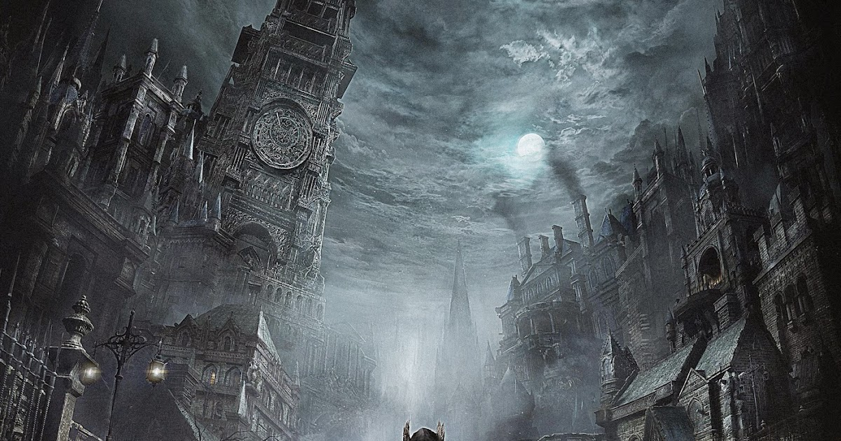 Bloodborne full pc and ps4 torrent download - Bloodborne download ...