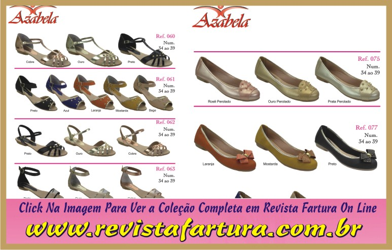 Chegou A Revista Fartura On Line