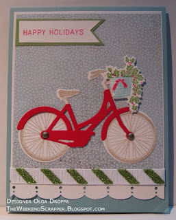 Christmas, holiday, bike, Pedal Pusher, PTI