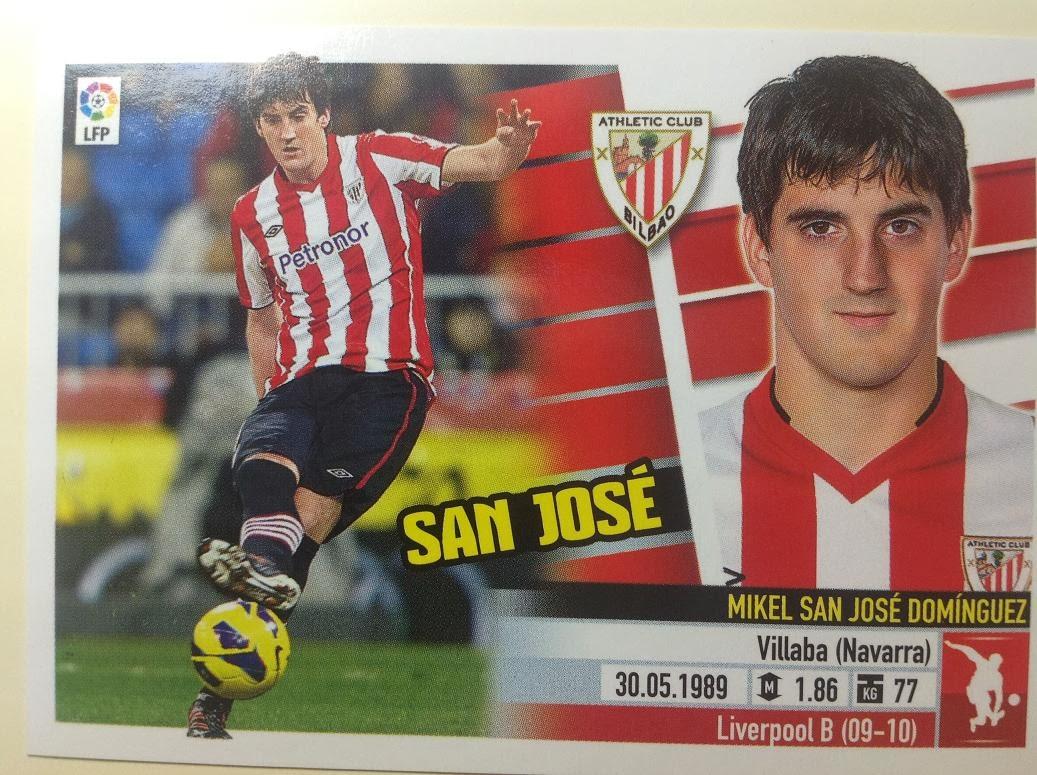 Liga ESTE 2013-14 Ath. Bilbao - 4A - San José
