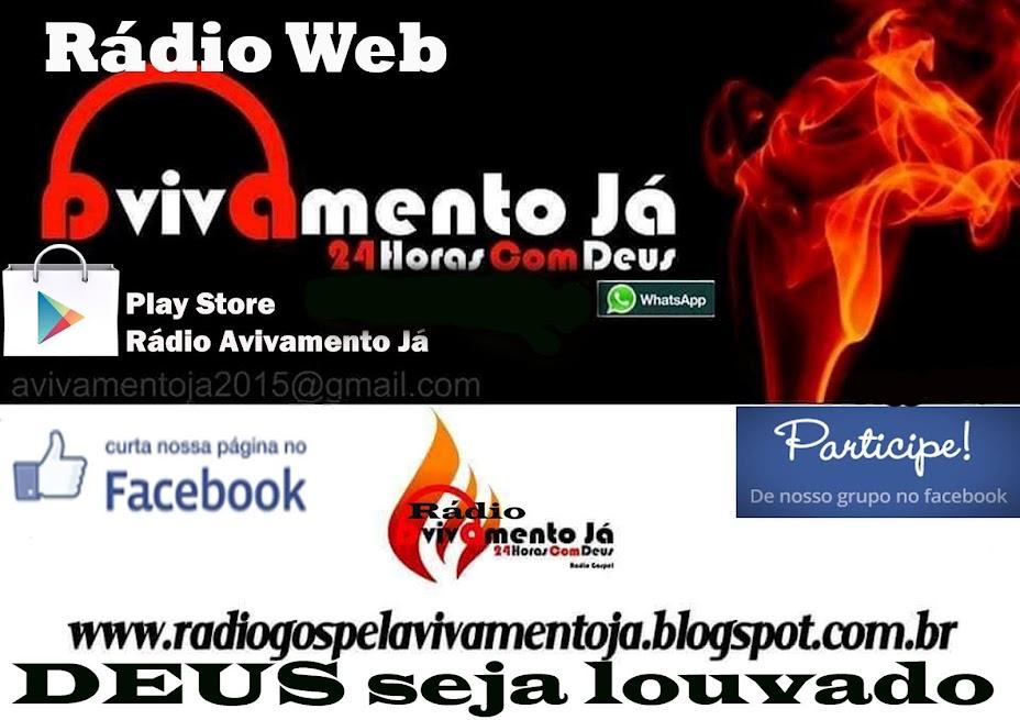 """""""Rádio Avivamento Já"""""""