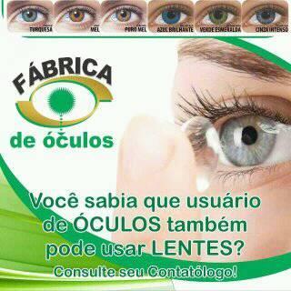 FÁBRICA DE ÓCULOS EM QUIXADÁ