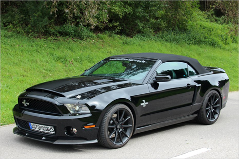 Ford Mustang Shelby Gt500 Super Snake With 800 Hp The