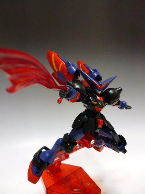 HGFC Master Gundam Fuuunsaiki model kit