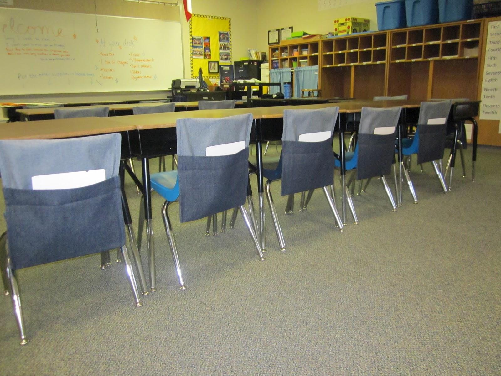 Louise Morgan My Classroom