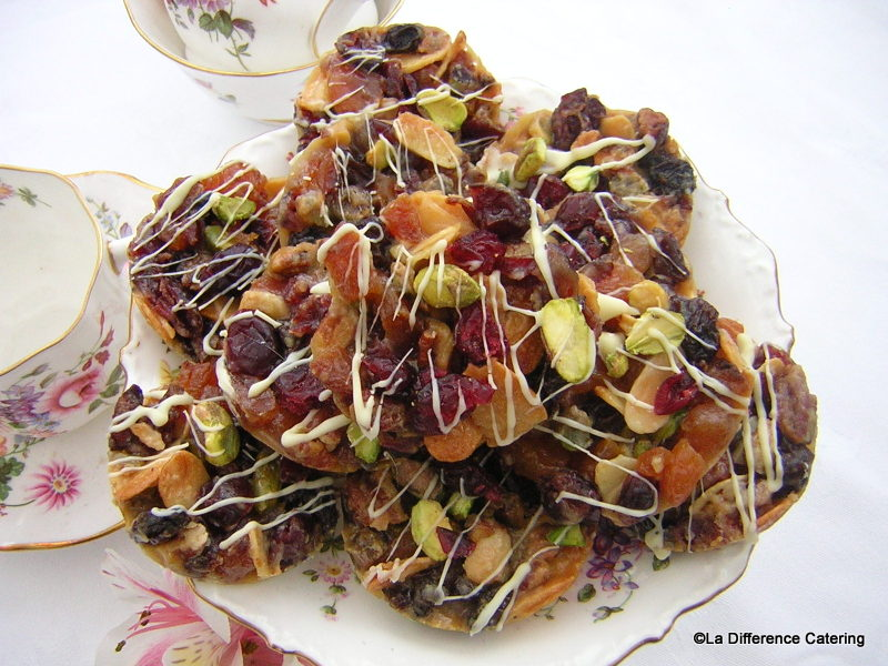 florentines almond lace cookies ottolenghi s almond orange florentines ...