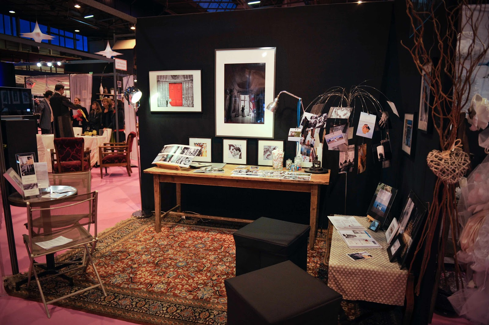 premieregard photographie salon du mariage de caen 2012. Black Bedroom Furniture Sets. Home Design Ideas