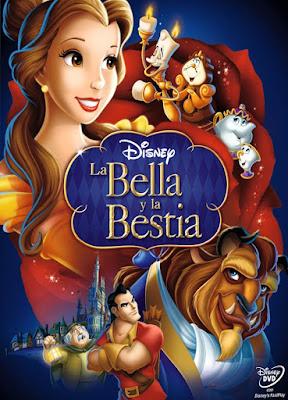 La Bella y la Bestia - Cartel