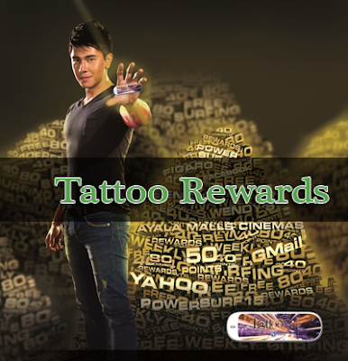Tattoo +plus rewards