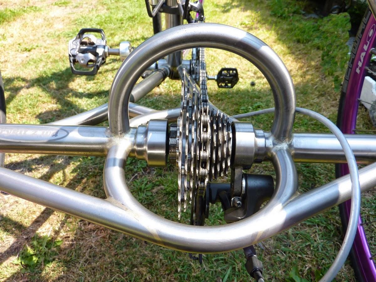 Trikes And Odd Bikes August 2014 Sprocket Raze 9sp 42t 6th