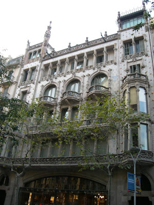 Casa Thomas in Barcelona
