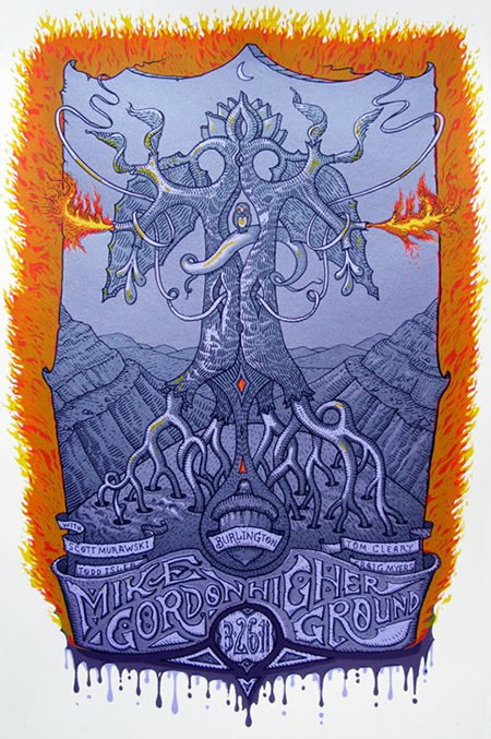Mike Gordon 2011/03/26 poster