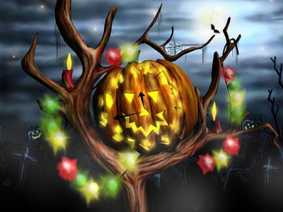3d+halloween+wallpapers-2 scary halloween wallpapers