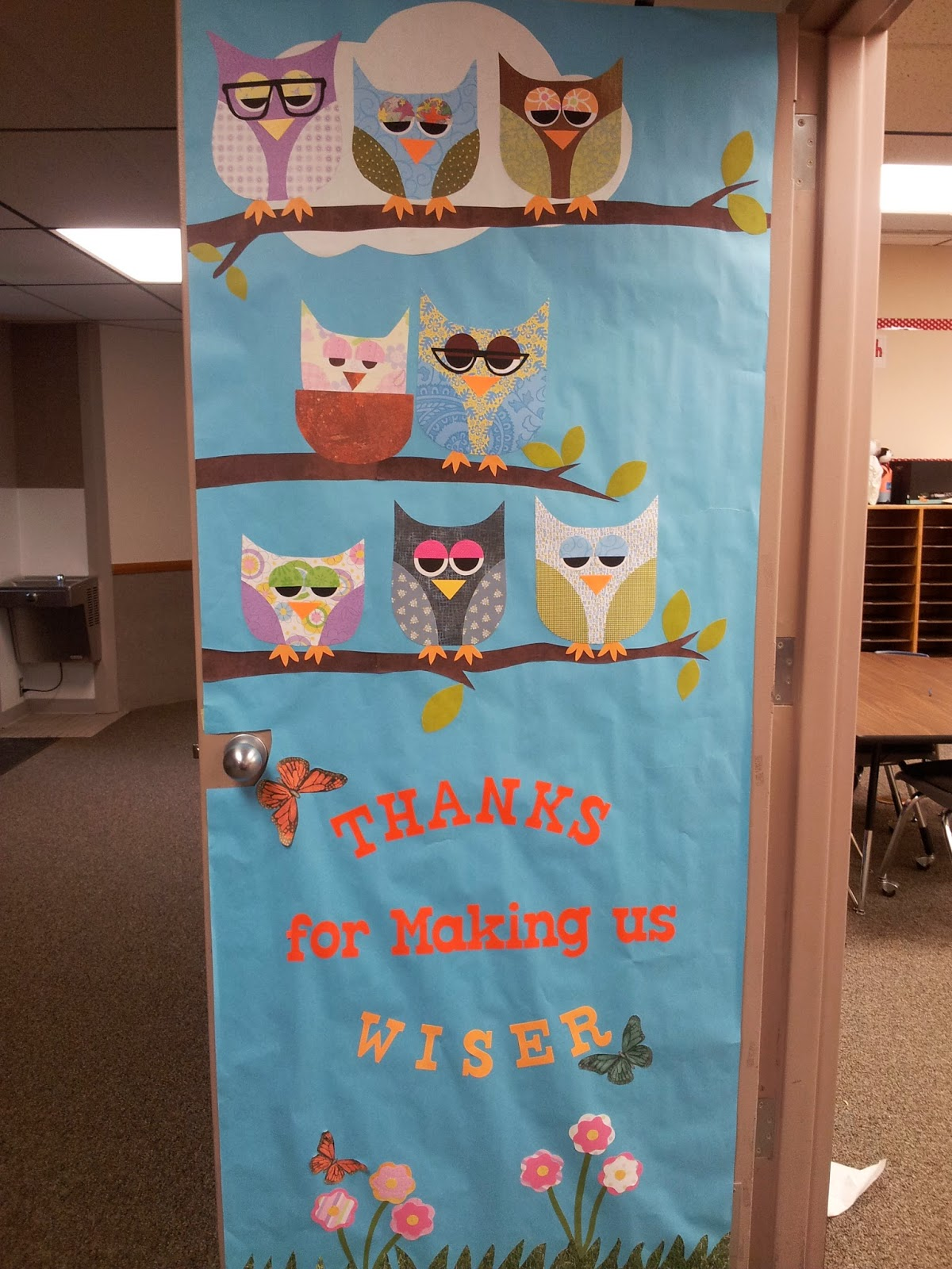 Teacher Appreciation Door Decorating Ideas & Teacher Appreciation Door Decorating Ideas ~ Southland Elementary PTO