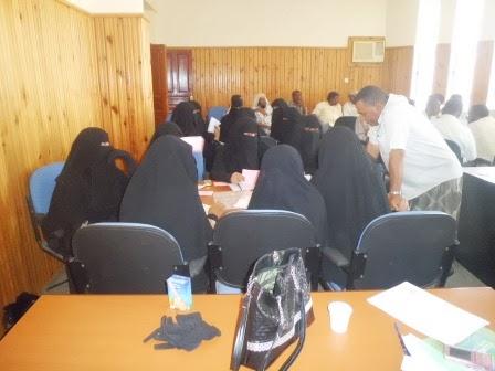ورشة عمل من أجل  ( تنمية قدرات و مهارات المعلم ) التي نفذها معهد الخيرات CIMG2284