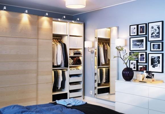 Marzua 10 trucos para organizar el armario ropero for Roperos empotrados para dormitorios juveniles