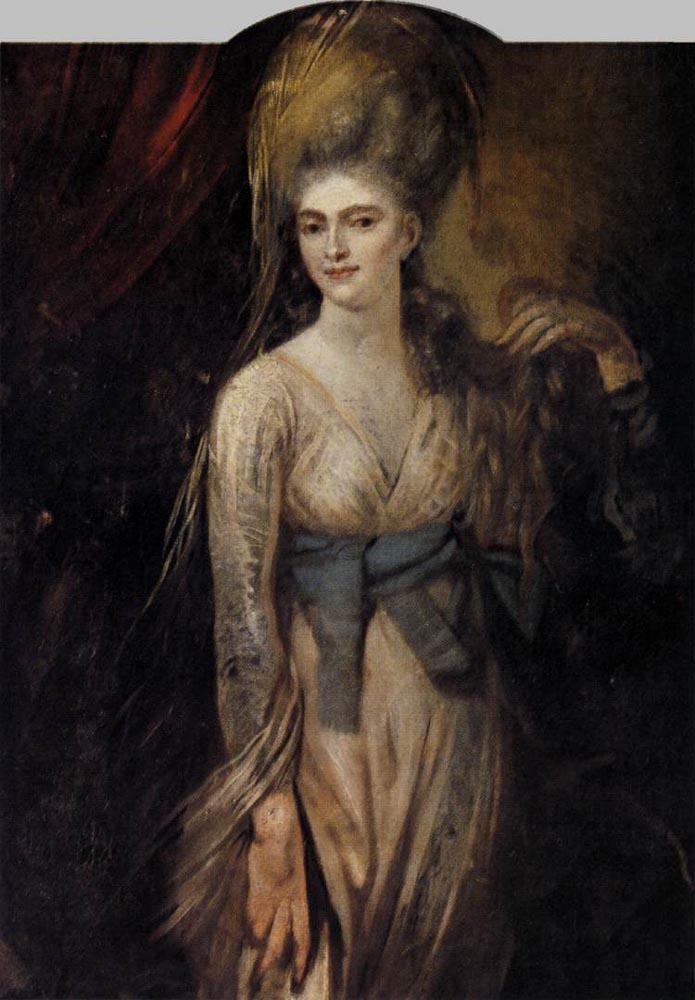 Henry Fuseli portrait