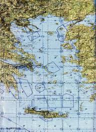 Νίκος Λυγερος ΑΟΖ-EEZ - Η ενοποίηση των αεροναυτιλιακών χαρτών