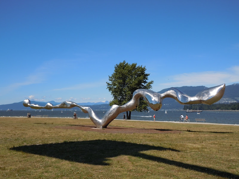 Freezing Water sculpture Jun Ren