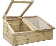 they can be as simple or as complicated as you want to build and design possibilities are endless cold frames