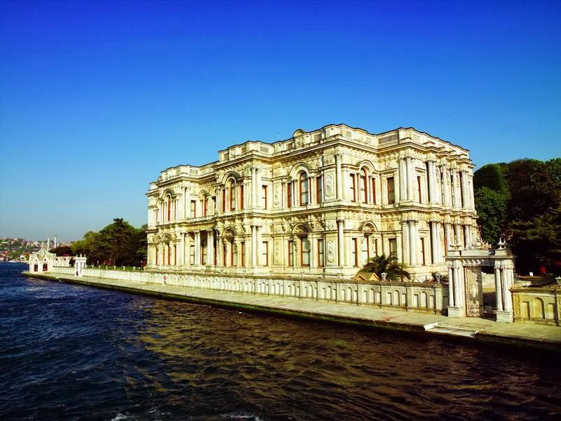 Magic City ISTANBUL : Beylerbeyi Palace