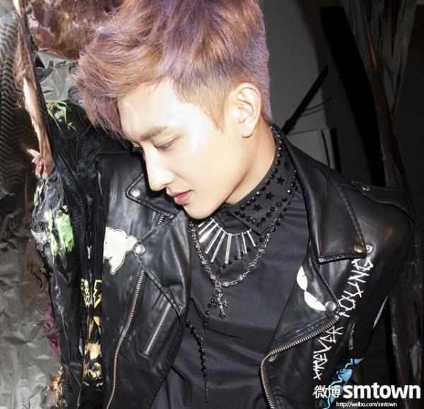 Poster Individu Super Junior-M Break Down 4