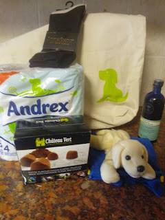 Andrex Eco Gift Bag