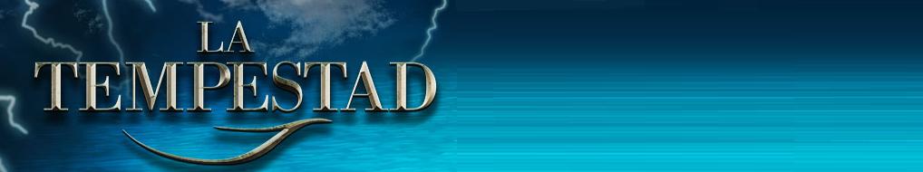 La Tempestad Novela