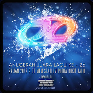 Video Youtube Anugerah Juara Lagu 26 (AJL26)