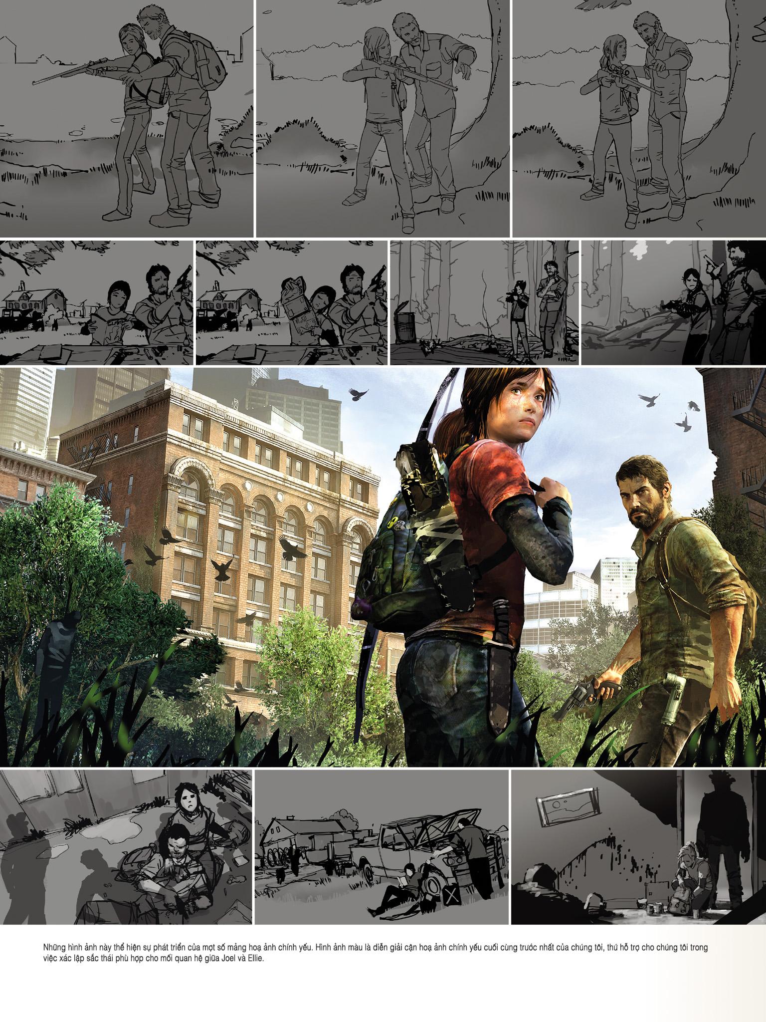 The Last Of Us Chap 2 - Next Chap 3