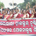 Contract High School teachers resort to indefinite stir